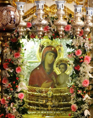 Икона Божией Матери «Скоропослушница» г.Муром