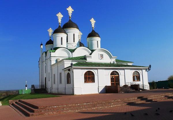 Спасо-Преображенский собор. г.Муром