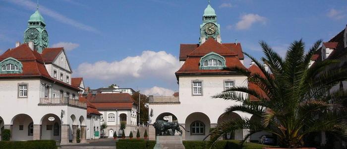 Бад-Наухайм — город в Германии, курорт, расположен в земле Гессен.
