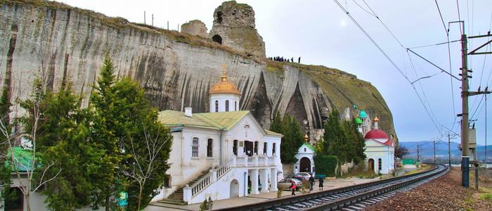 Инкерманский Свято – Климентовский монастырь. Севастополь