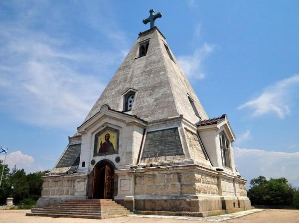 Свято-Никольский Храм. Севастополь