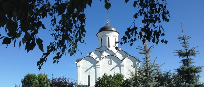 Свято-Успенский Княгинин женский монастырь. г.Владимир