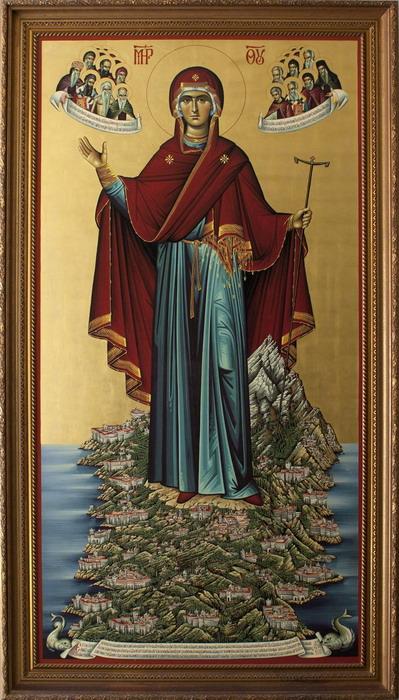 Божия Матерь Афонская
