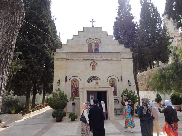Храм Казанской иконы Божией Матери. Горненский женский монастырь