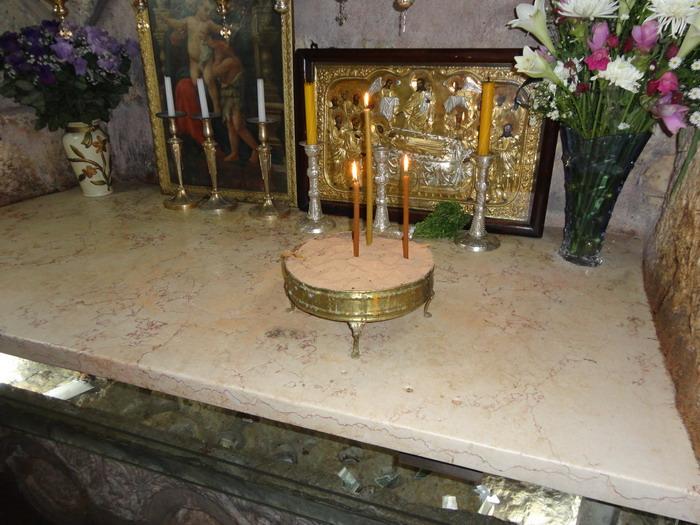 Гробница Божией Матери. Иерусалим