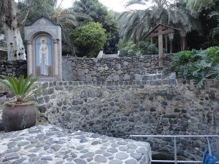Монастырь Марии Магдалины. Магдала