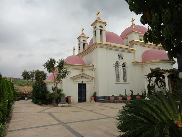 Храм Двенадцати апостолов. Капернаум