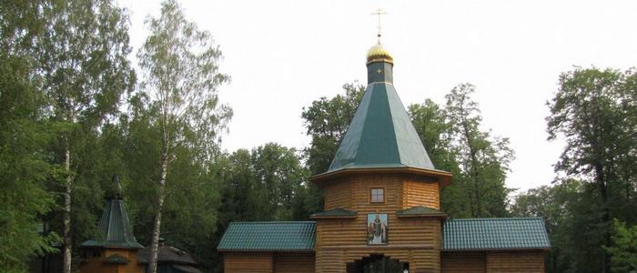 Александро-Невский мужской монастырь п/о Каршлыхи