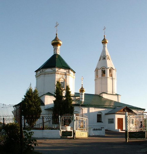Спасо-Преображенский монастырь г.Чебоксары