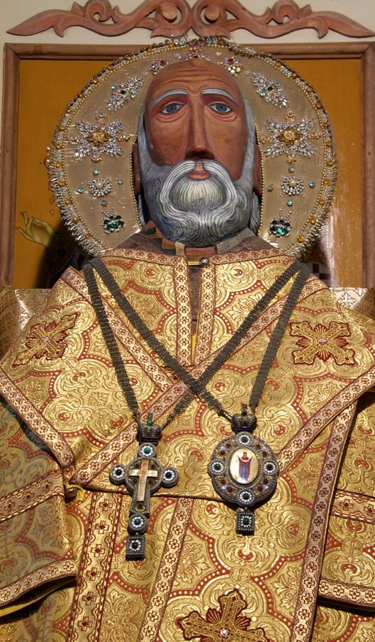 Чудотворный образ святителя Николая Мирликийского