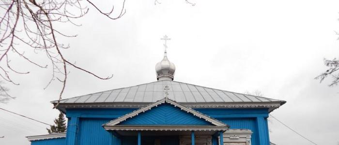 Иверский Богородицкий женский монастырь с. Шерауты
