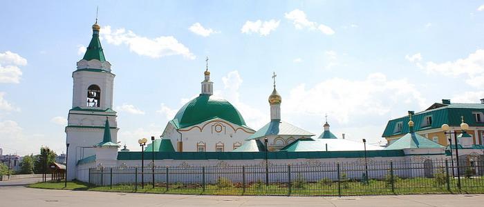 Свято-Троицкий православный мужской монастырь