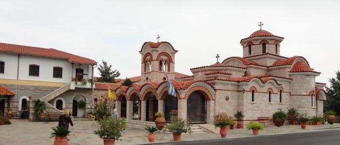 Монастырь Като Ксенья