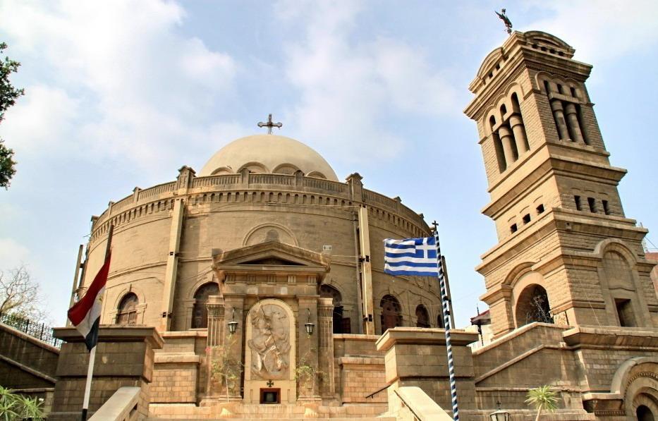 Монастырь святого георгия турция