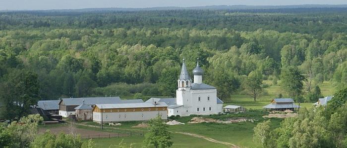 Знаменский монастырь. Гороховец