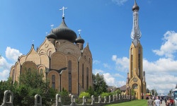 Храм. Польша
