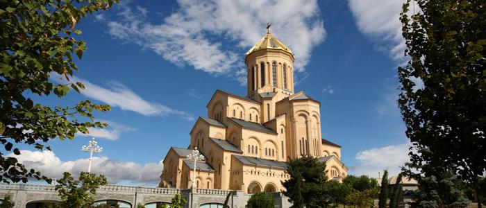 Собор Святой Троицы. Тбилиси. Грузия