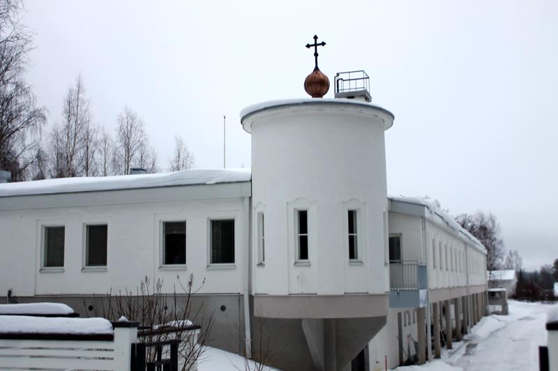 Линтульский женский монастырь. Финляндия