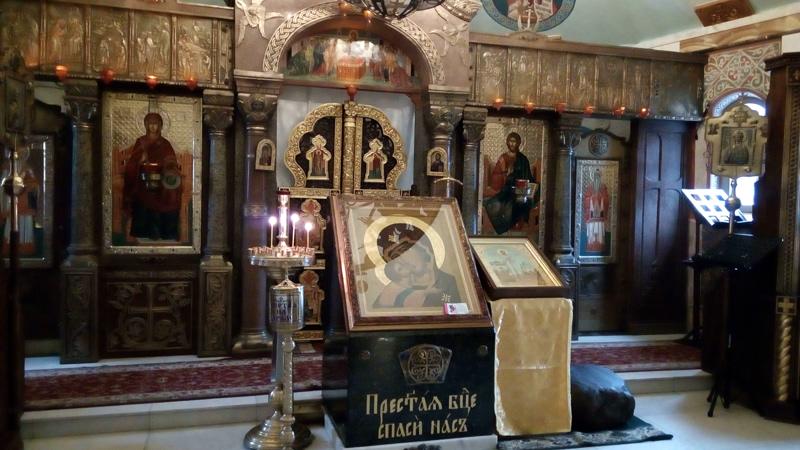 Рождества Пресвятой Богородицы Десятинный мужской Монастырь