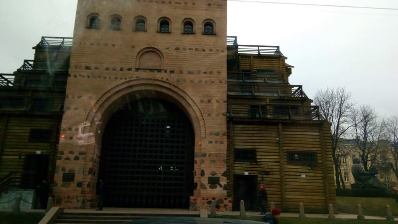 Золотые Ворота. Киев