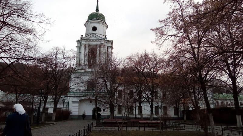 Свято-Вознесенский (Флоровский) женский монастырь