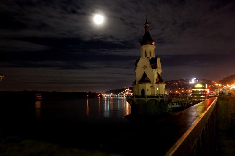 Храм Святителя Николая на водах
