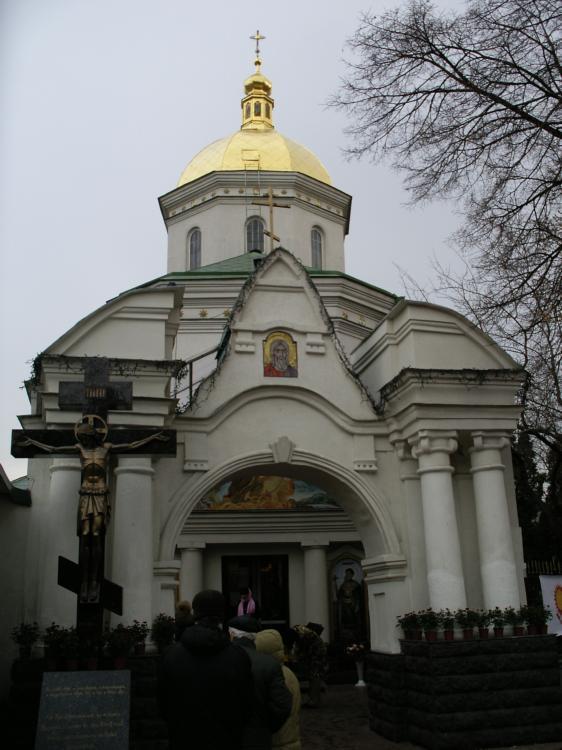 Храм пророка Илии. Киев