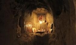 Пещеры в Китаевой пустыни. Киев