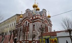 Домовая церковь Екатерины Великомученицы. Вятка