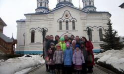 Тихвинский Богородицкий женский монастырь Цивильск