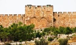 Золотые ворота. Иерусалим