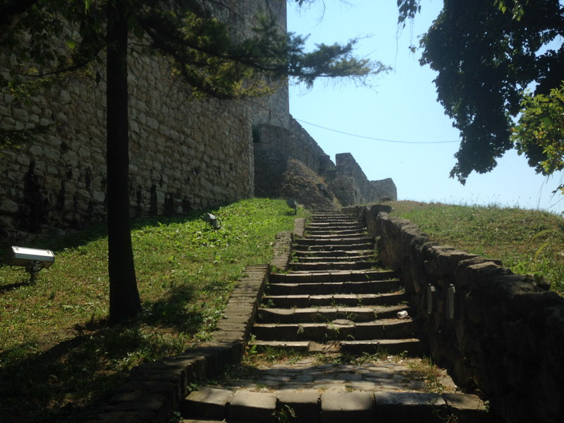 Крепость Калемегдан. Белград. Сербия