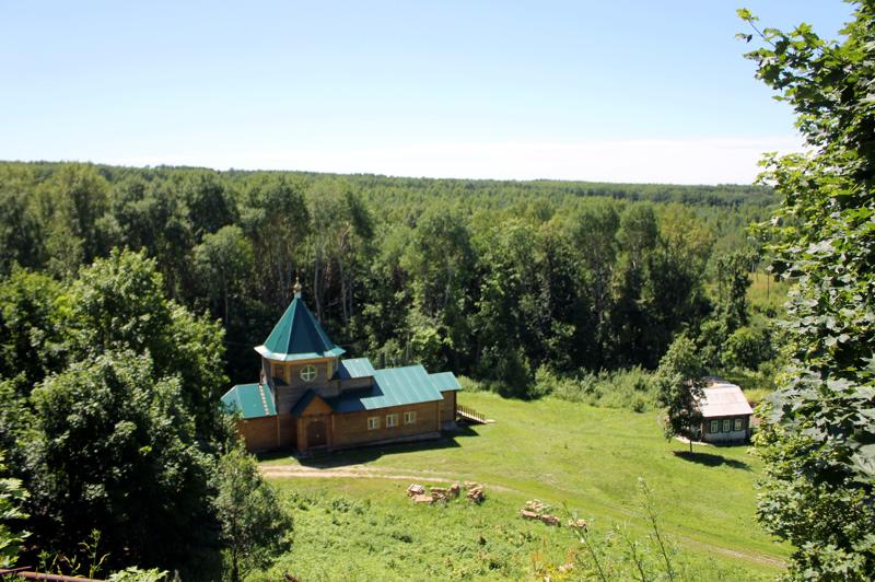 Сканов Пещерный мужской монастырь прпп. Антония и Феодосия Печерских