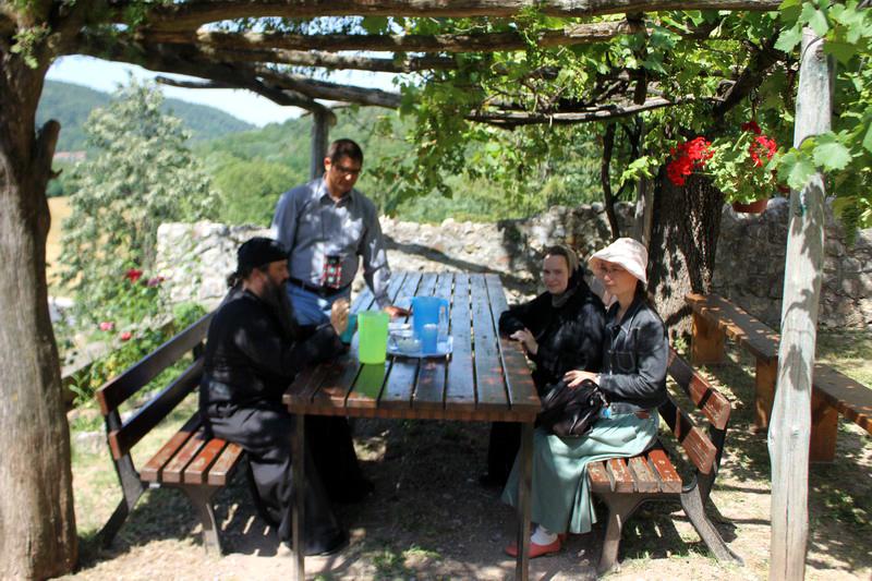 Сербия. Монастырь Витовница