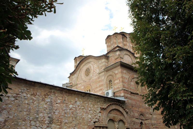 Монастырь Раваница. Сербия