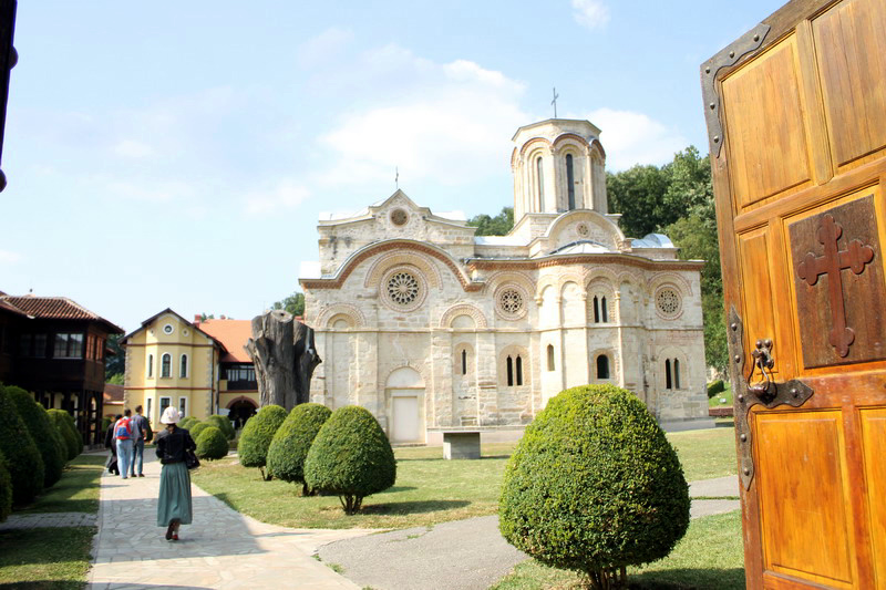 Монастырь Любостиня. Сербия