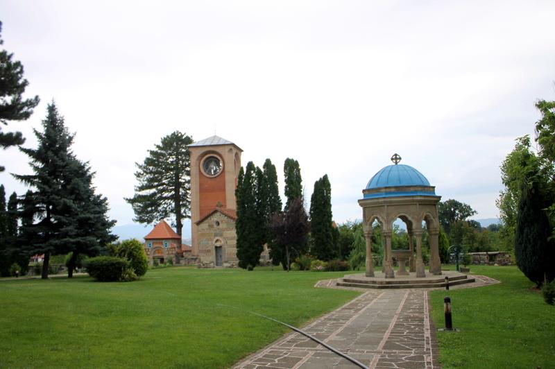 Монастырь Жича. Сербия