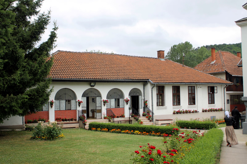 Монастырь Введения Пресвятой Богородицы. Овчаро-Кабларское ущелье. Сербия