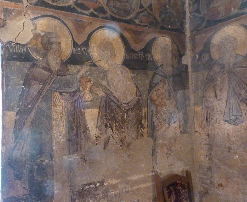 Монастырь Благовещения. Овчаро-Кабларское ущелье. Сербия
