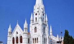 Собор Святого Фомы в Ченнаи. Индия