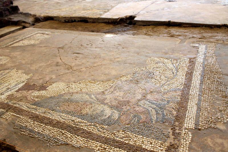 Римская медиана. г.Ниш. Сербия