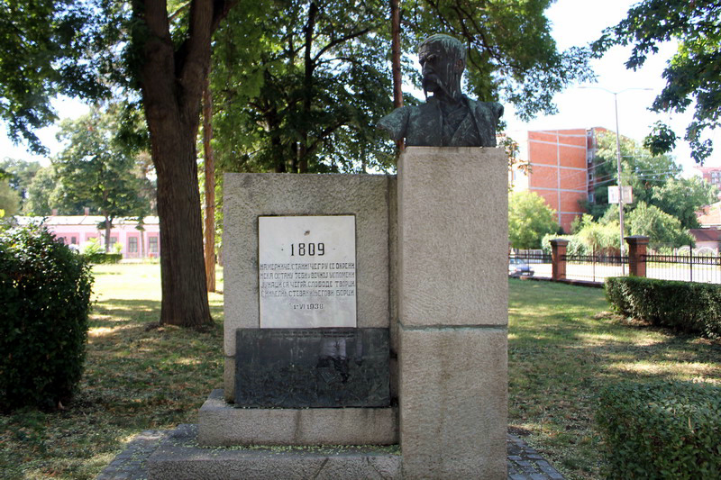 Башня черепов Челе Кула. г.Ниш. Сербия