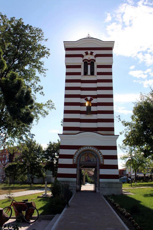 Церковь Св.Пантелеймона. Ниш. Сербия