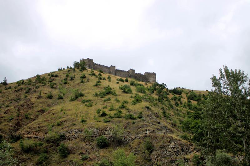 Крепость Маглич. Сербия