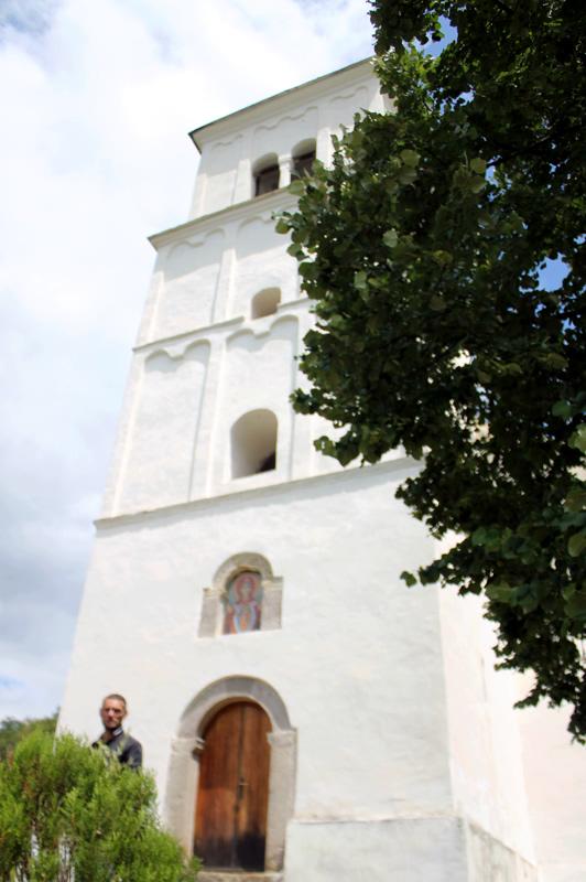 Манастырь Нова Павлица. Сербия