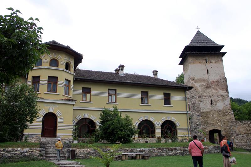 Монастырь Студеница. Сербия