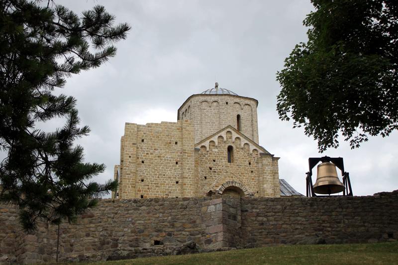 Монастырь Ступови. Сербия