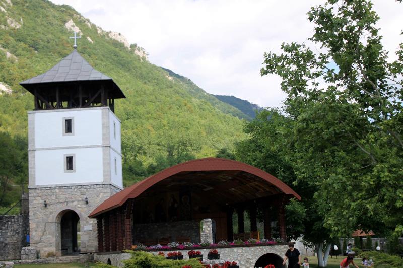 Монастырь Милешева. Сербия