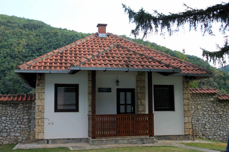 Монастырь Челие. Сербия