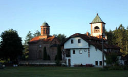 Монастырь Лелич. Сербия